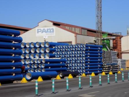Fábrica Saint-Gobain PAM España