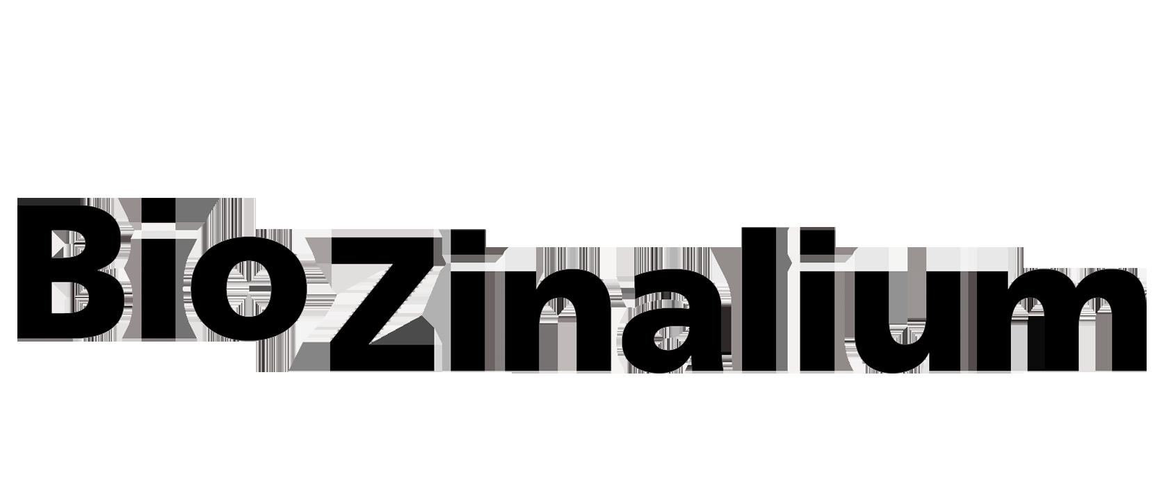 logo Biozinalium ZnAl