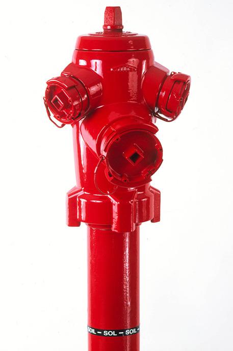 Hidrante de columna seca C9 PLUS