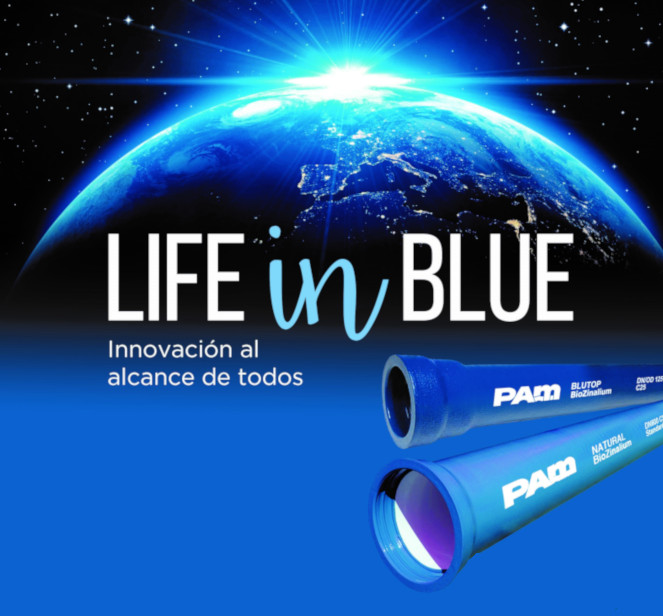 Campaña Life in blue