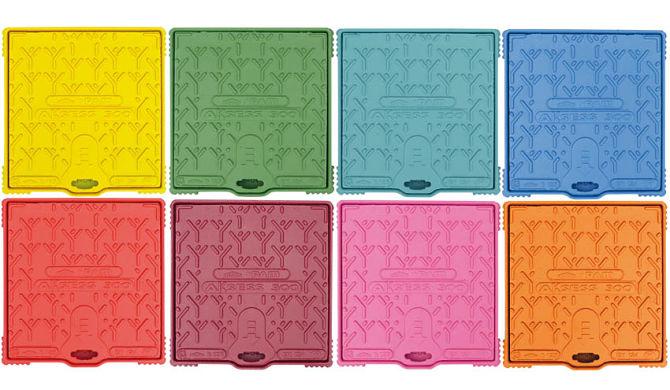 Registros Color by PAM