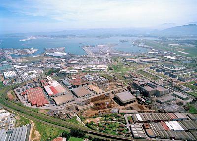 fábrica Santander