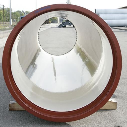 tubo agua agresivas - tubo saneamiento