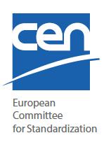 Logo comité Europeo de Estandarización