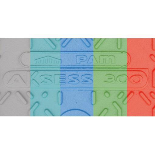 Ejemplos de colores disponibles PAM