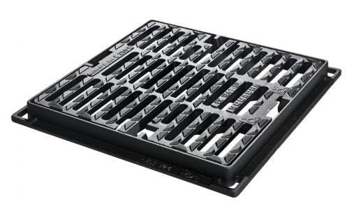 SQUADRA C250 - alcantarillas - tapas fundición