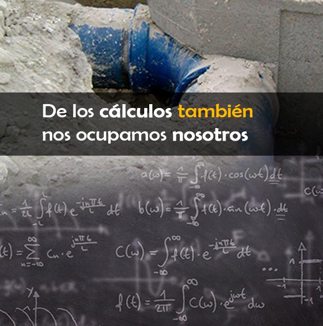 slider de portada cálculos técnicos Saint-Gobain PAM España