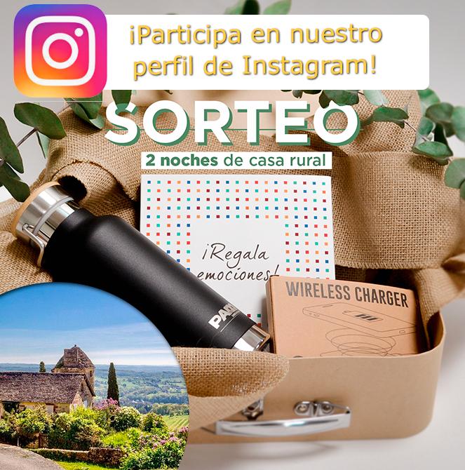 Sorteo de Instagram Saint-Gobain PAM España