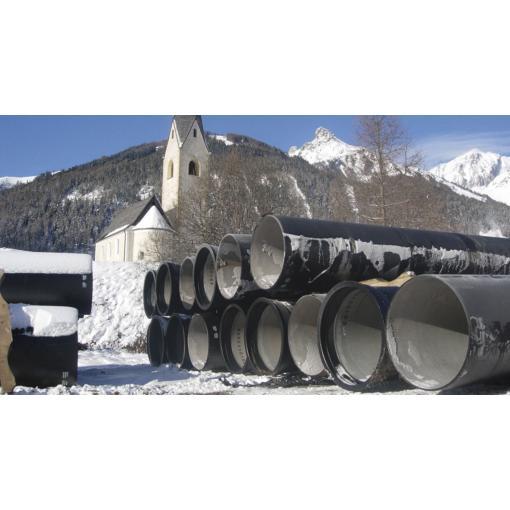 Tubo de la gama Alpinal, para condiciones de trabajo muy exigentes.
