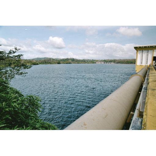 Paso por puente tubería - agua- tubo fundición dúctil - Saint-Gobain PAM