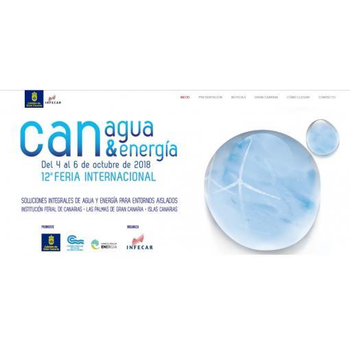 CANAGUA - FERIA- AGUA - GRAN CANARIA - SAINT GOBAIN - PAM - TUBERÍAS