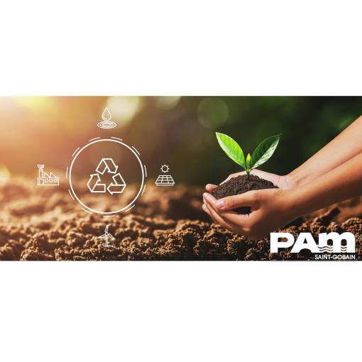 economia circular - saint gobain pam