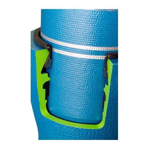 acerrojar tubos sin mazizo - quitar macizos de hormigon -