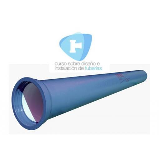 Curso de Diseño e Instalación de Tuberías para Transporte de Agua - curso tuberias agua