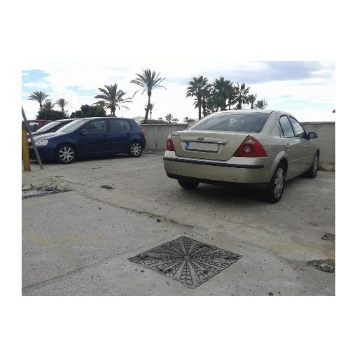 Trampillón T-MAX para Saneamiento en Marbella.