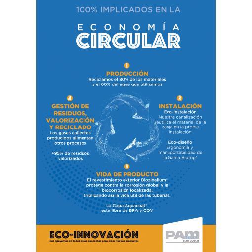 saint gobain pam - economia circular