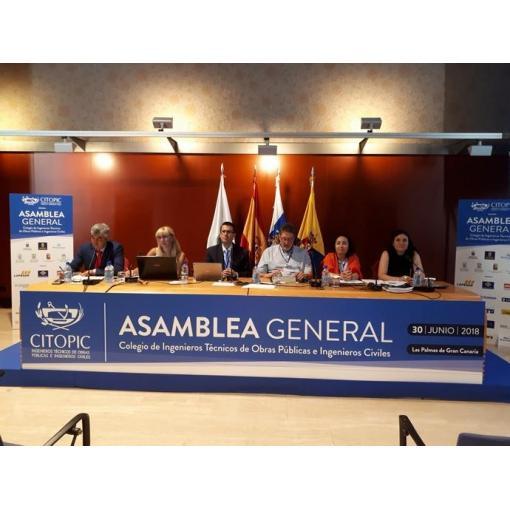 ASAMBLE - ITOP - LAS PALMAS - SAINT GOBAIN