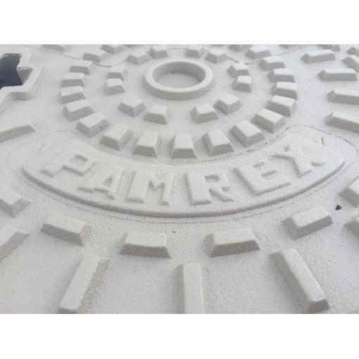 Registro en fundición dúctil PAMREX D400