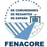 Logo Fenacore - Comunidad de regantes de España.