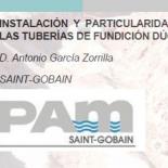SAINT GOBAIN - MAPAMA- JORNADA TECNICA- Redes de Riego
