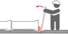 equipo de montaje de tubos