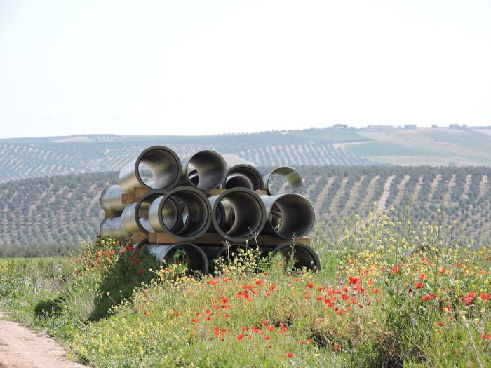Tuberías Irrigal para riego de cultivos