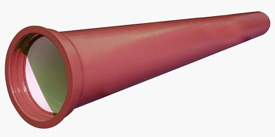fundicion ductil - tubo saneamiento
