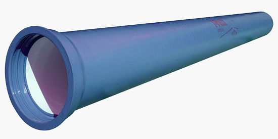 Tubería de fundición dúctil - tubo fundición