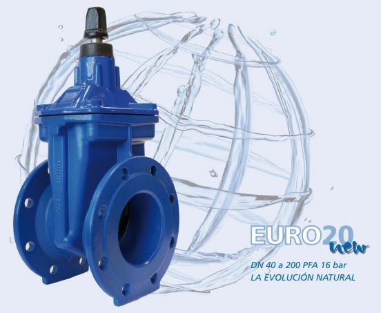 válvula euro 20 new