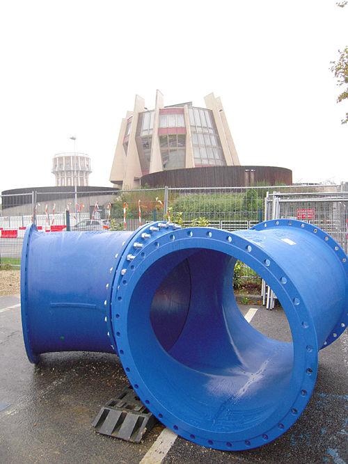 EUROSTOP® - seccionamiento- agua- Saint-Gobain PAM