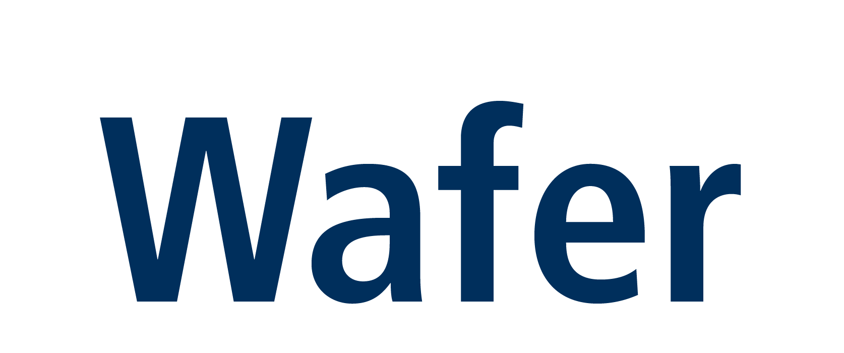 Logo de la gama Wafer